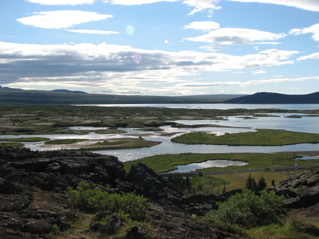 Þingvellir- Nationalpark