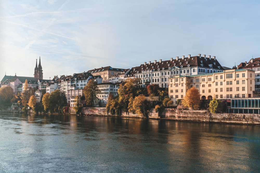 Basel - Kulturhauptstadt