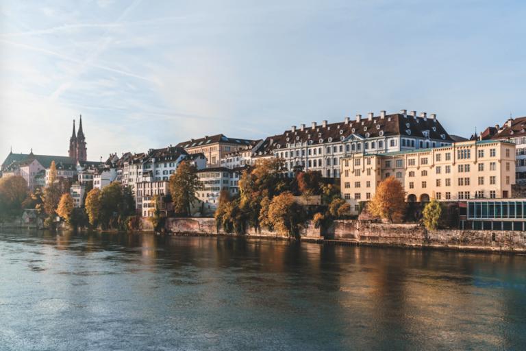 Claude Monet und ein Städtetrip nach Basel