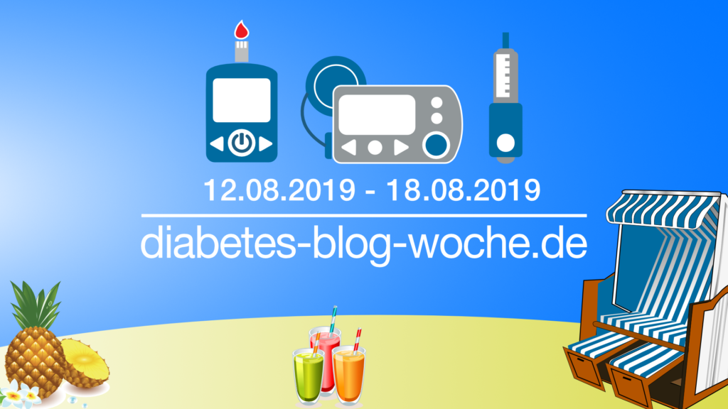 Diabetes Blog Woche