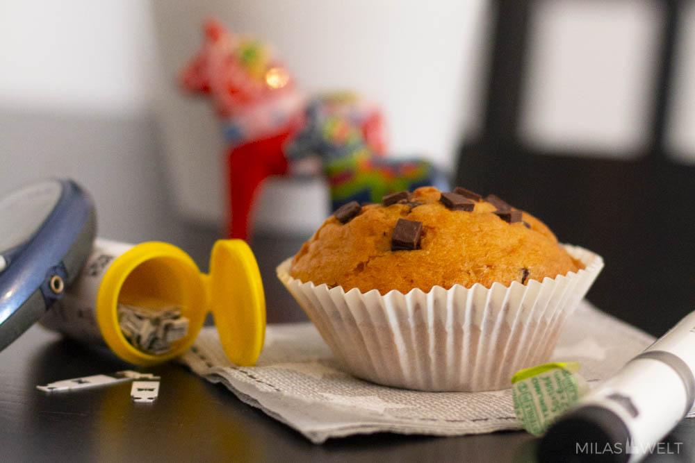 Muffin, Dalahäst, Diabetes Routine